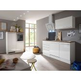 Complete keuken Meister Dubbel blok - 290cm - Inclusief apparatuur