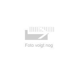 Meister Premium greeploze softclose keuken 395cm eiken/hoogglans met Inductie kookplaat