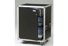 Bijzetkast Art-Case Kitcase met deur zwart