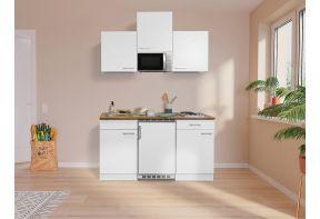 Mini keuken Meister met magnetron, koelkast en kookveld