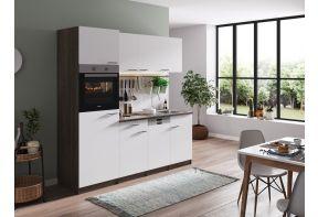 Keuken Meister 205 cm wit