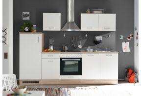 Complete keuken Meister Economy 270 cm in natuur Eiken