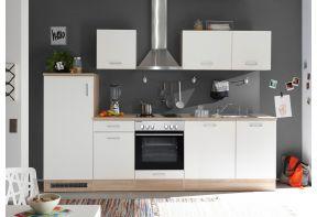 Complete keuken Meister Economy+ in natuurlijk eiken