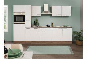 Witte keuken Meister 300 cm