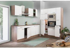 Meister keuken 360 cm  in 2 losse delen opgesteld