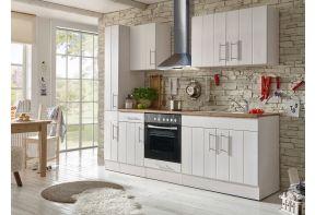Meister 240cm Landelijke keuken whitewash