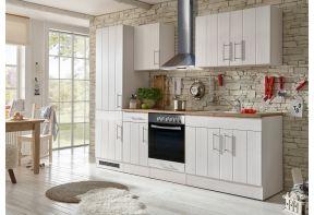 Meister Landelijke keuken met hoge koelkast