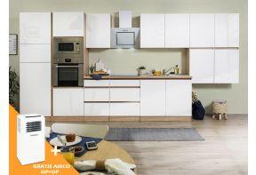 Gratis airco bij aanschaf van deze keuken (max 1 per klant)