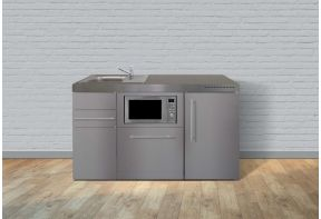 RVS-150cm-keukenblok