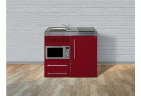 rood-keukenblok-staal