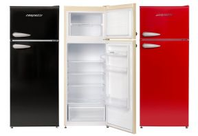 Vintage koelkast Respekta