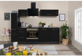 Meister Design keuken met hoogglans witte fronten en apparatuur