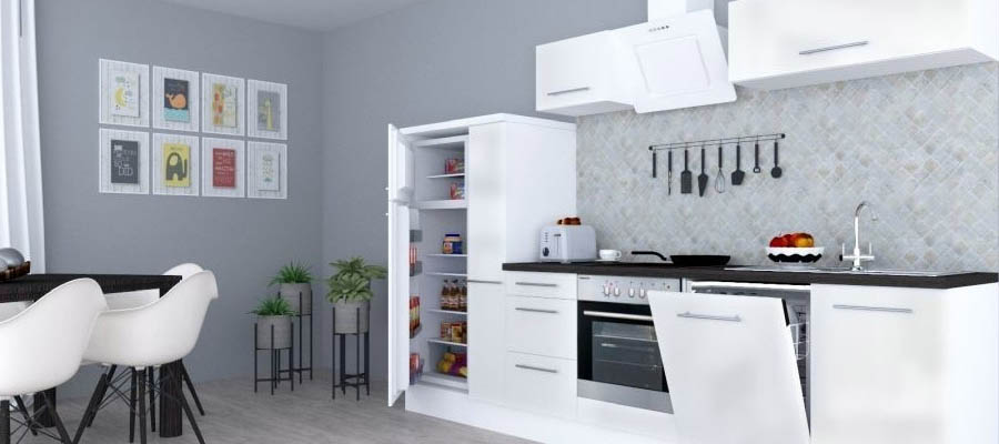 Budget keukens - keukens tot 2000 Euro