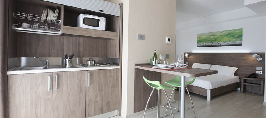 Kleine keukens voor kleine ruimtes