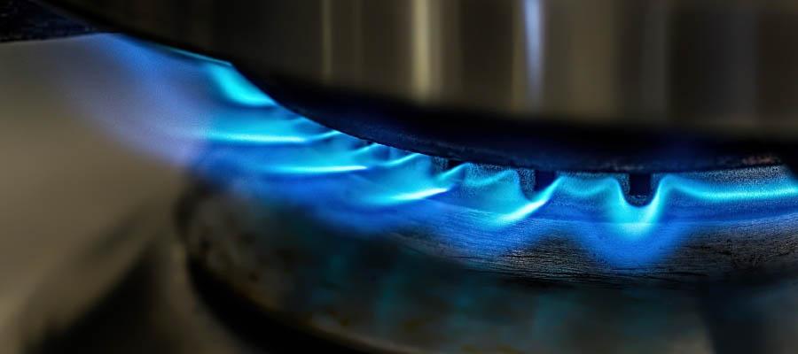 Koken op gas verleden tijd?