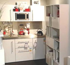 Keukens voor uw winkel