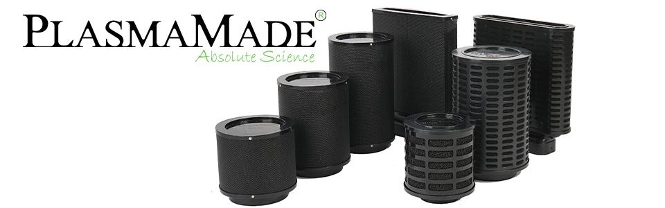 PlasmaMade filters